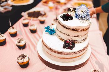Tortas para casamientos de invierno: 6 tips para elegir sabores y presentación