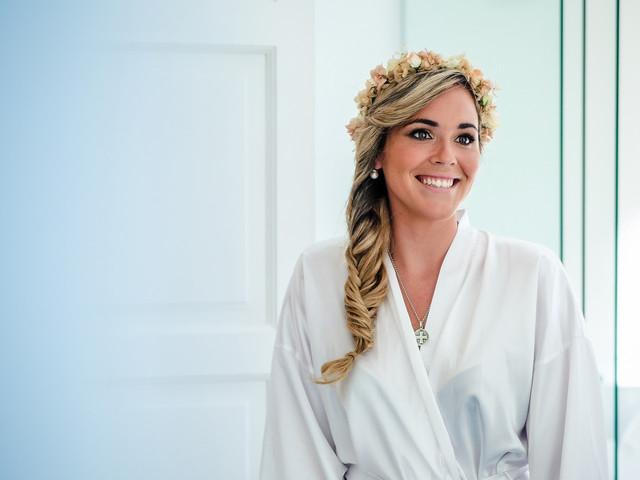 Maquillaje de novia con 'smokey eyes': trucos y consejos