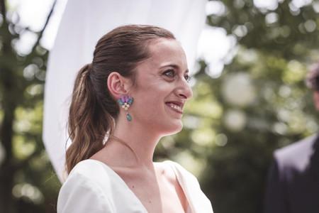 10 estilos para tus aros de novia, ¡el complemento ideal para tu look!