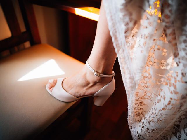 ¿Zapatos de novia a medida? 5 tips para decidirte