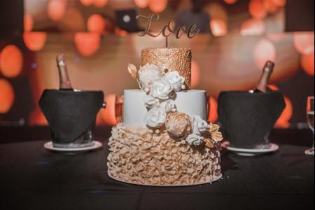 5 ideas de decoración en rosa gold, un color romántico y muy chic