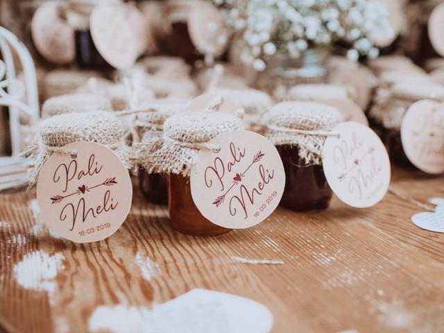 Dulces y mermeladas como souvenirs de casamiento: sorprendan con un detalle exquisito