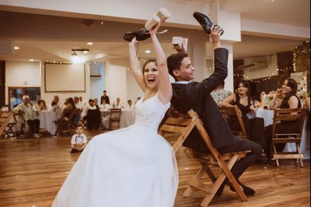 6 juegos para casamientos sin baile: diversión asegurada para sus invitados