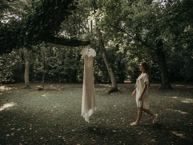Vestidos de novia sostenibles: una alternativa ecofriendly para tu casamiento