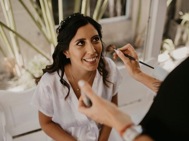 7 tips para aprovechar al máximo la prueba de peinado y maquillaje