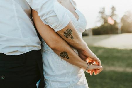 Tatuajes para parejas, ¡lleven su amor en la piel!