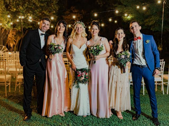 6 personas que los pueden ayudar con los preparativos del casamiento