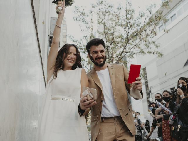 ¿Cómo elegir el vestido de novia para un casamiento con pocos invitados?