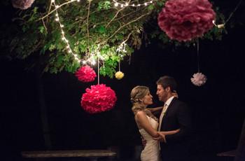 5 ideas sencillas y creativas para decorar su casamiento con pompones