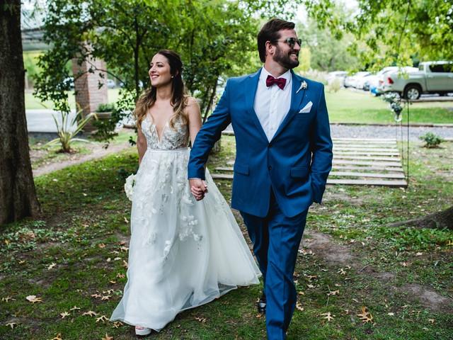 5 cosas que debés saber si querés usar un vestido de novia con volumen