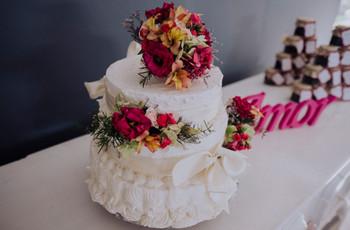 60 tortas de casamiento originales para endulzar su gran día