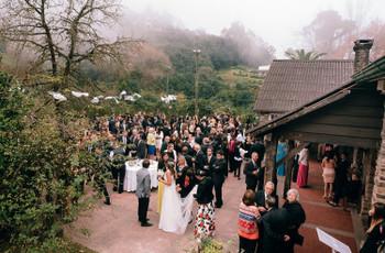 Los 15 tipos de invitados que están en todas las fiestas de casamiento