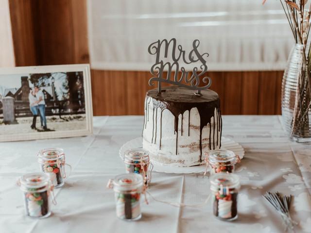 Conozcan estos 10 conceptos de repostería para encargar la torta de casamiento