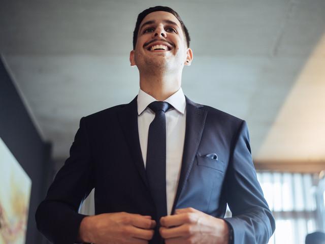 7 tareas elementales para el novio el día del casamiento