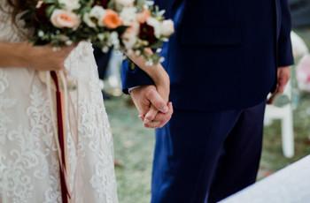 Solo 1 de cada 10 parejas argentinas cancela su casamiento por el coronavirus
