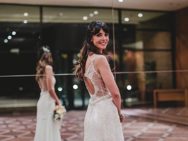 Peinados con flequillo: 6 ideas para lucirte en tu casamiento