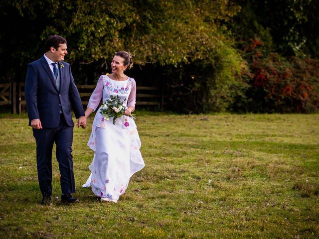 ¿Cómo encontrar el largo perfecto para tu vestido de novia? 5 consejos