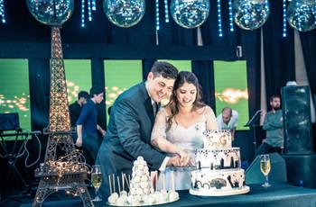 Todo lo que deben saber sobre el protocolo de la torta de casamiento