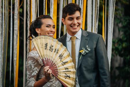 8 paletas de colores para decorar casamientos en otoño
