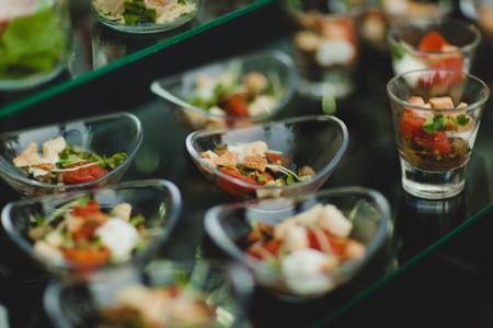 ¿Cómo organizar un menú de casamiento vegetariano?