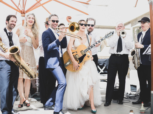 10 formas de sorprender a tu pareja en la fiesta de casamiento
