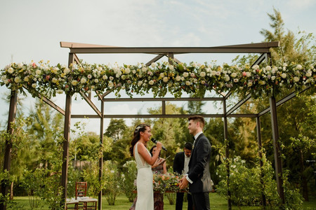 7 consejos para acertar con la decoración floral del casamiento