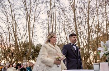 7 detalles a tener en cuenta para un casamiento en invierno