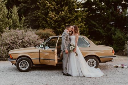 El auto de casamiento: 8 opciones para todos los estilos de novios