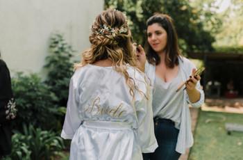 Batas para novia: 20 ideas para prepararte con mucho estilo el día de tu casamiento