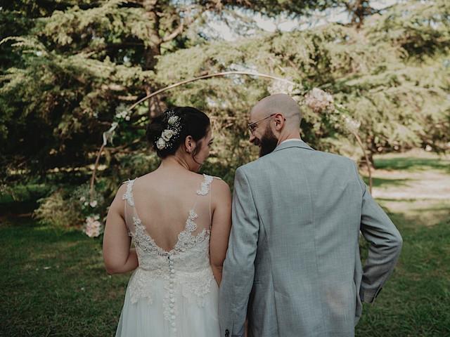Peinados de novia para casamientos en verano: 6 ideas para un look fresco