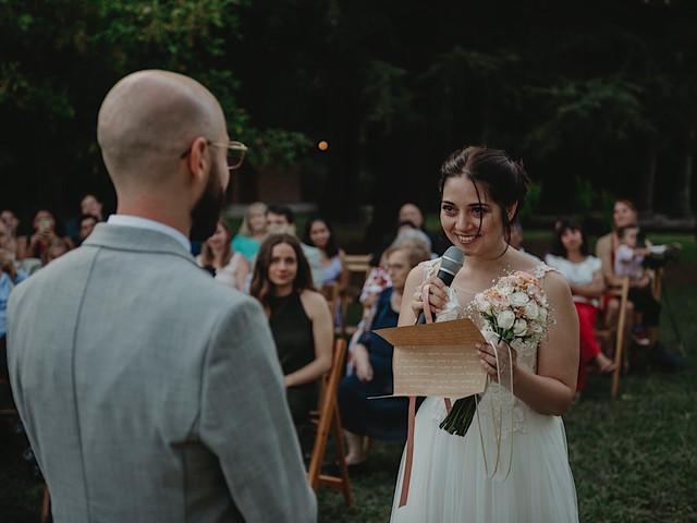 ¿Cómo y en qué inspirarse para escribir los votos matrimoniales?