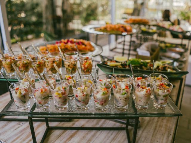 ¿Cocina tradicional o buffet? Tips para elegir la mejor opción para su menú de boda