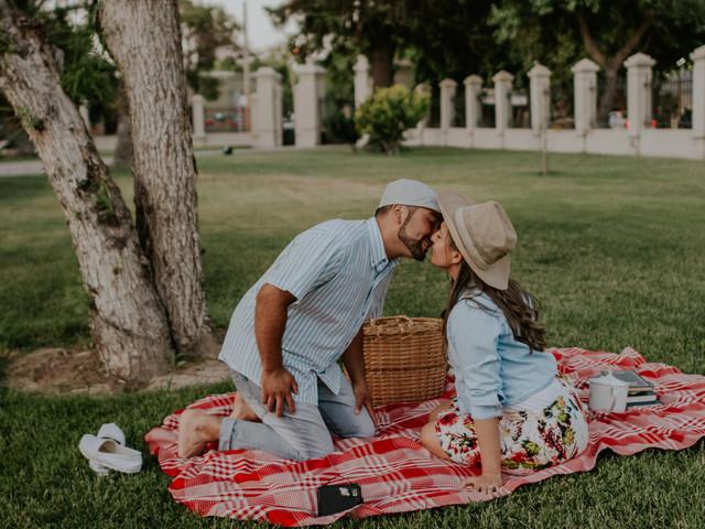 ¿Cómo organizar un picnic romántico en pareja?