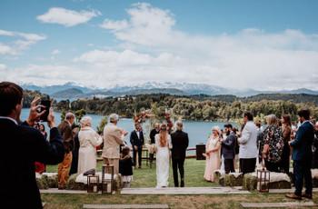 ¿Cómo organizar un casamiento íntimo? 7 consejos