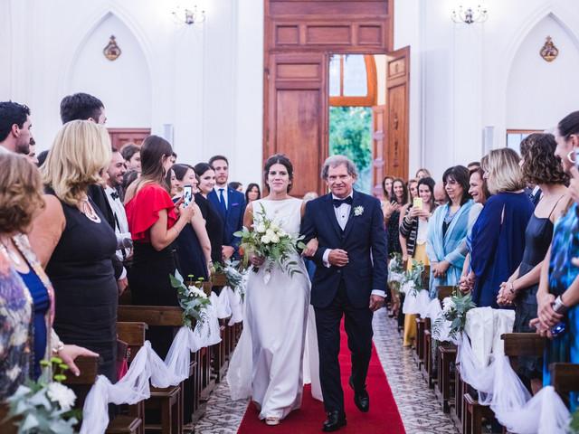 7 cosas que debés saber sobre el rol del padrino en el casamiento