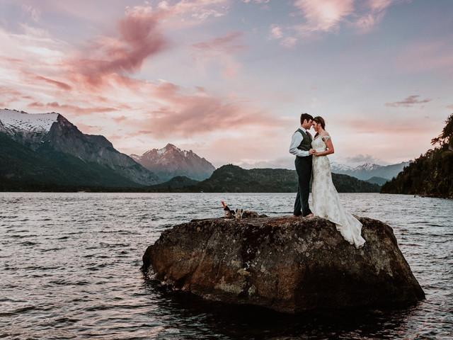 ¿Cómo organizar el casamiento si viven en diferentes provincias?