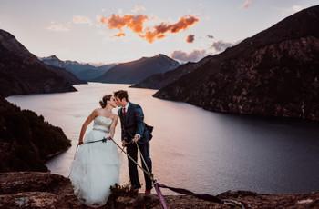 5 propuestas para una luna de miel de aventura, ¡adrenalina para dos!