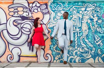 Ideas y consejos para una sesión de fotos preboda urbana