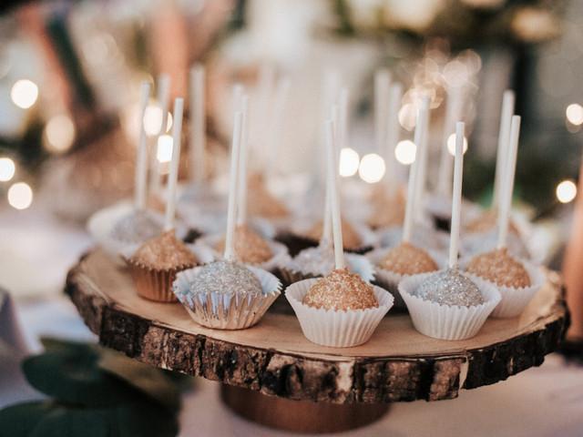 Cake pops para casamientos: bocaditos de sabor para disfrutar