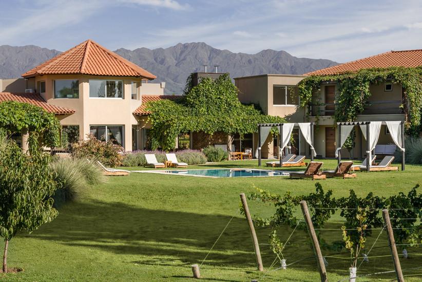 Villa Mansa Wine Hotel
