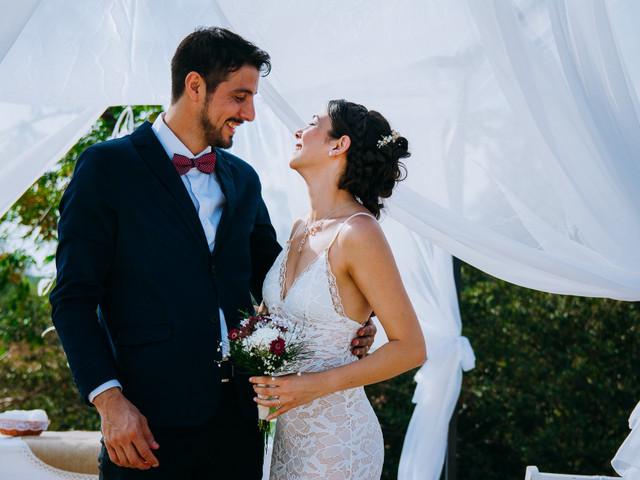 Cómo prepararse para las fotos del casamiento