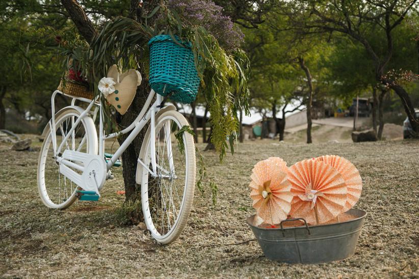 Bicicleta casamiento