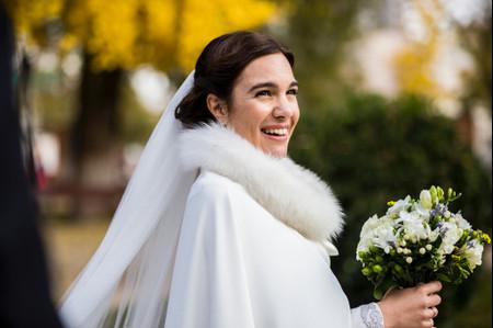 5 accesorios para complementar tu look si te casás en invierno