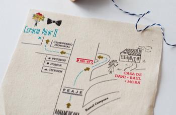 5 detalles que deberían recrodarles a los invitados días antes del casamiento