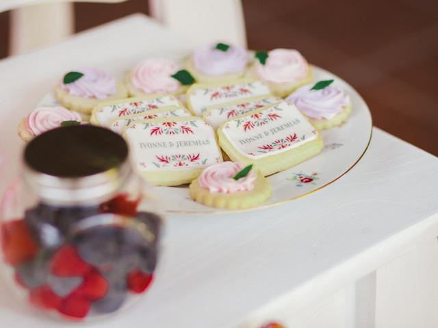 Galletas personalizadas para la mesa dulce: 5 ideas para deleitar a sus invitados