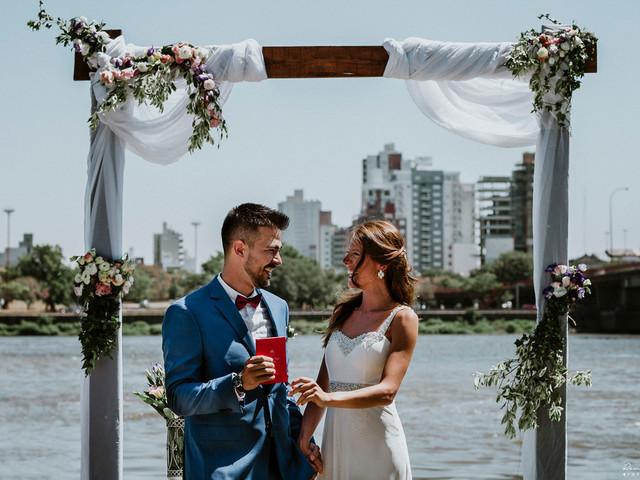¿Cómo organizar un casamiento a la mañana? Consejos para celebrar a puro sol
