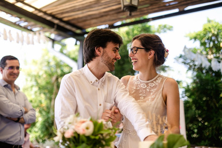 ¿Novia con anteojos? 5 consejos para verte radiante en tu casamiento