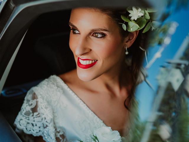 5 tips de maquillaje para usar un labial intenso en tu casamiento