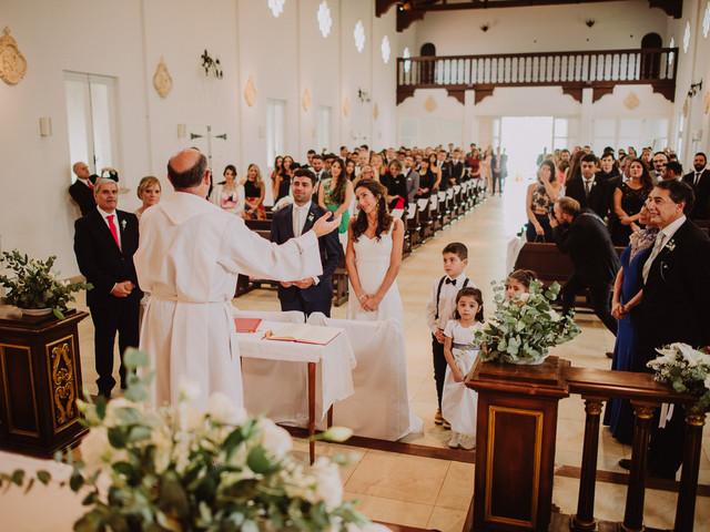 ¿Cómo acomodar a los invitados en la iglesia? Protocolo y consejos