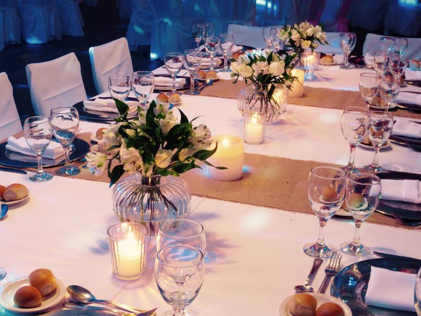 Casamiento estilo minimalista 😉 2